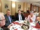 Bilder von der gut besuchten, humorvollen Weihnachtsfeier mit Sven Bach_22